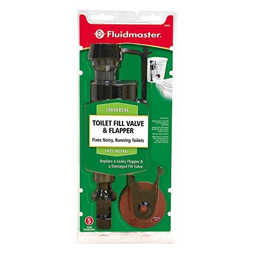 Fluidmaster 400CRP14 Toilet Fill Valve and Flapper Repair Kit   Faucet Trim  Kits   Amazon comFluidmaster 400CRP14 Toilet Fill Valve and Flapper Repair Kit  . Toilet Flapper Replacement Kit. Home Design Ideas