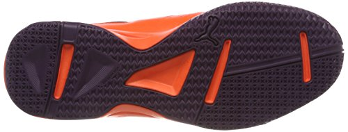 Blanc Puma Adultes Unisextrme Indoor puma Chaussures Orange Tenaz Pourpre ombre Multisport 4wR7Hnqw