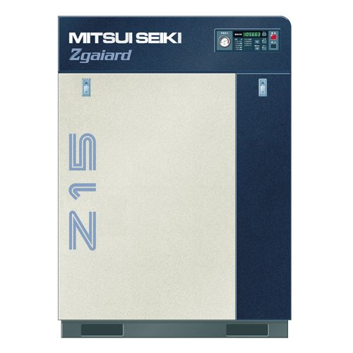 三井精機工業 小型スクリューコンプレッサ Zgaiard BASIC Type Z155AS3-R