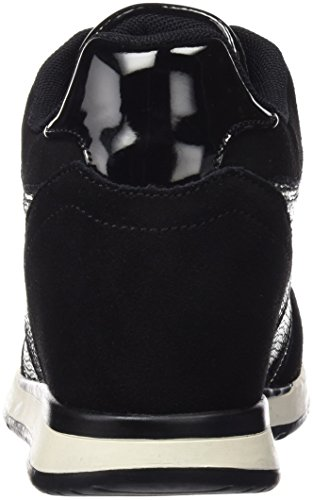 Fllce3 Zapatillas Para Guess black Negro Sue12 Mujer aq7d8Zvw