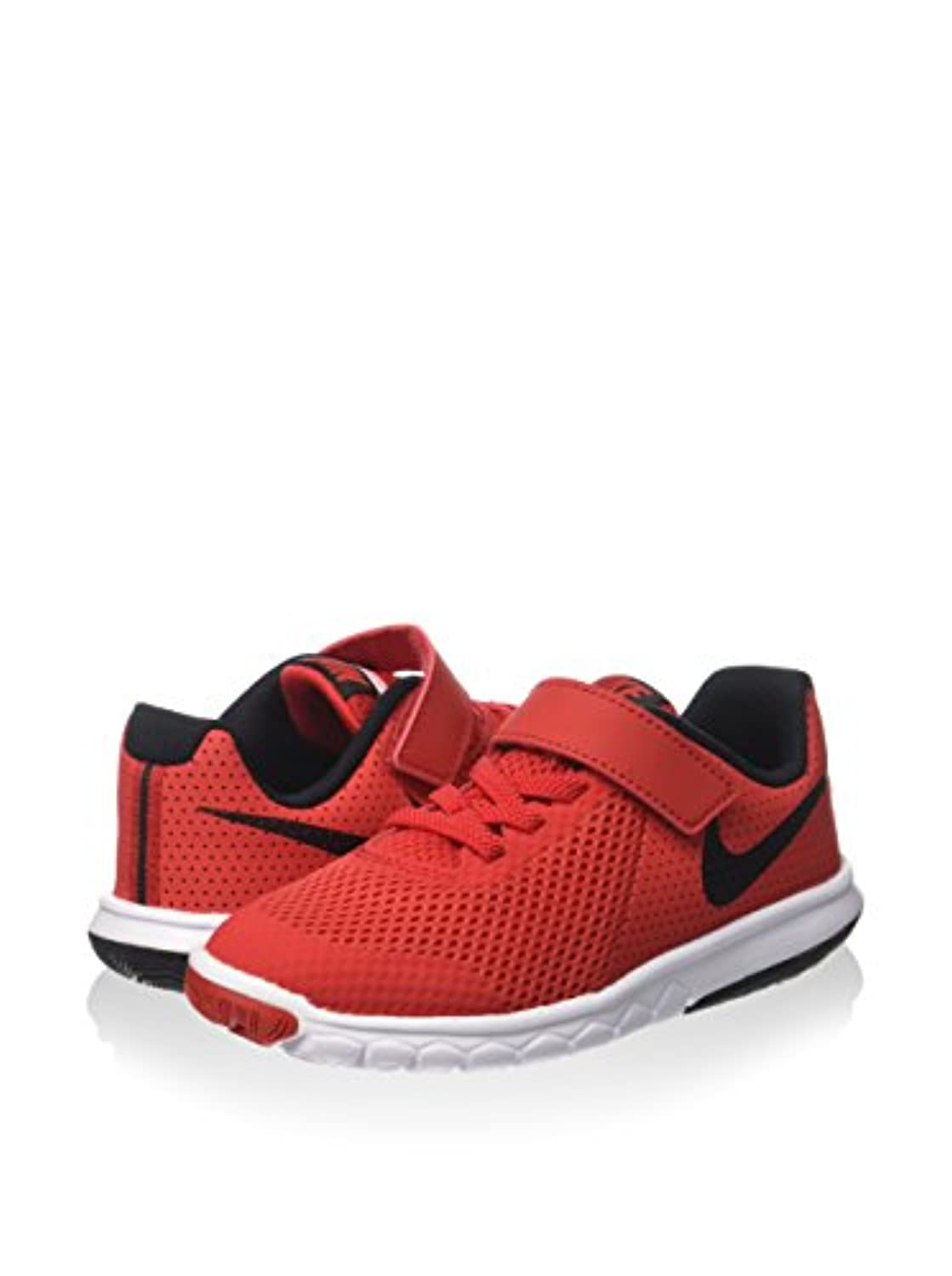 Nike FLEX EXPERIENCE 5 (PSV) - Trainers, Boy, Red - (university red/Black-Black-white), 31.5