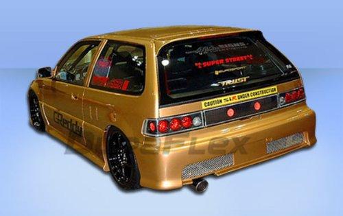 -1991 Honda Civic Hb Type M Rear Bumper Cover ()