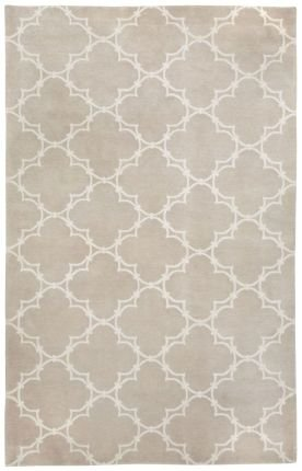 Capel Rugs COCOCOZY Yale Rectangle Hand Knotted Area Rug, 5 x 8', ()