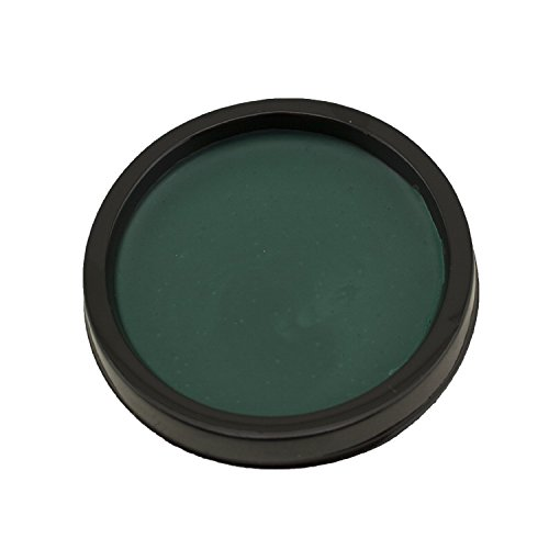 Deco4Fun Halloween Stage Makeup Kit for Face Body Painting Vampire Witch Monster Costume (1, Green)