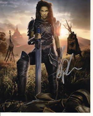 Paula Patton Signed 8x10 Photo Warcraft Garona At Amazon S