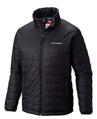Columbia Mens Crested Butte II Omni-Heat Jacket, BLACK (SMALL) by Columbia