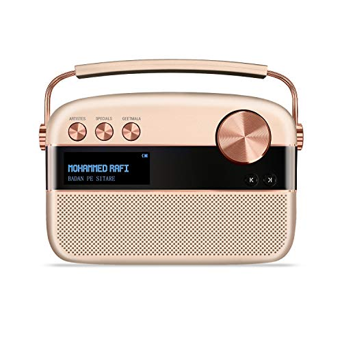 Saregama Carvaan Rose Gold - Sound by Harman/KARDON (Best Ghazal In Hindi)