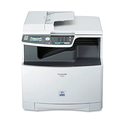 Panasonic KX-MC6040 Color Multi-Function Laser Printer
