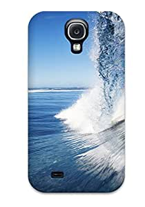RMmhslU3960hCMnW Anti-scratch Case Cover MaryPBarker Protective Female Surfer Case For Galaxy S4