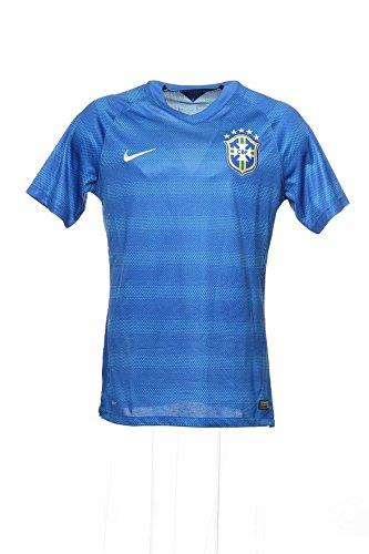 2014-15 Brazil Away World Cup Football Shirt B00J4SB17A