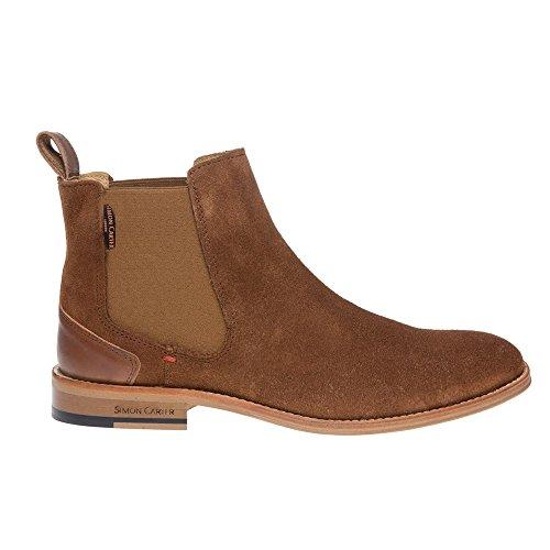 Simon Carter Elgar Homme Boots Fauve