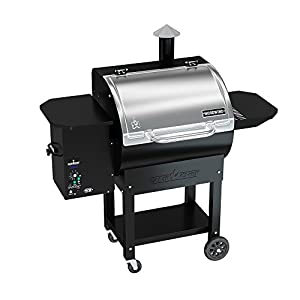 Camp Chef Woodwind Pellet Grill without Sear Box - Featuring Smart Smoke Technology - Convection Heating - Ash Cleanout System from famous Camp Chef