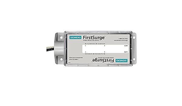 Amazon.com: Siemens FS140 Whole House Surge Protection Device Rated for 140,000 Amps by Siemens: Electronics