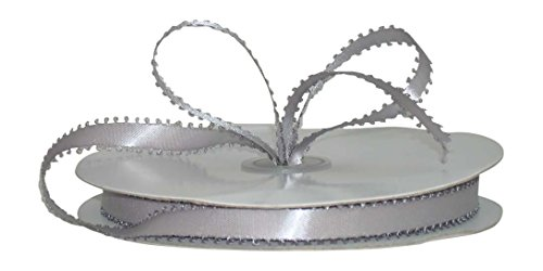 Silver Feather Ribbon - 4