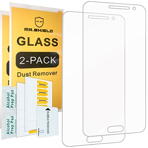 Cheap Screen Protectors [2-PACK]-Mr Shield For Samsung Galaxy Express Prime [Tempered Glass] Screen Protector with..