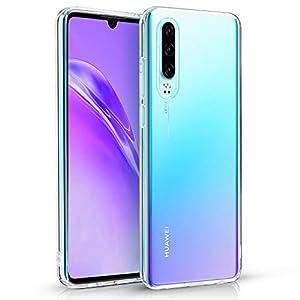 Agedate Coque pour Huawei P30, TPU Souple de Qualité Supérieure, Anti-Rayures et Antichoc en Silicone, Housse de…
