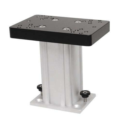 Cannon Aluminum Fixed Base Pedestal Mount 6'' (Part #1904031 By Cannon)