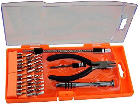 40 in 1 スクリュードライバ 修理工具キット 分解ツール オープニングツール