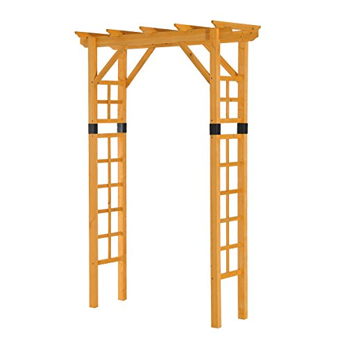 wood arbor - 9