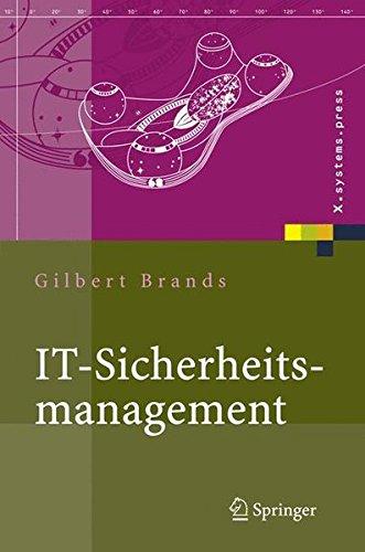 IT-Sicherheitsmanagement: Protokolle, Netzwerksicherheit, Prozessorganisation (X.systems.press)