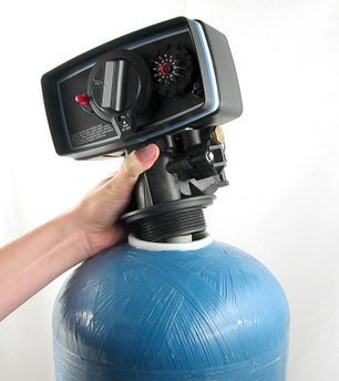 Fleck 5600 12-Day Timer Control Valve Water Softener | NSF CERTIFIED | LiquaGen