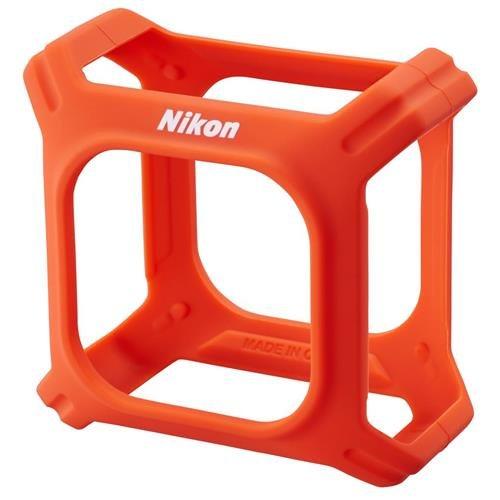 Nikon Orange Silicone Jacket for KeyMission 360 Action Camer