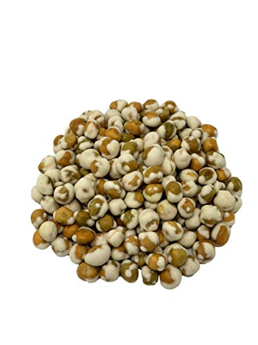 NUTS U.S. - Wasabi Coated Natural Green Peas, Chruncy & Spicy, No Artificial Color, NON-GMO!!! (3 LBS)