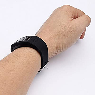 Moretek Wristband Band for Garmin Vivofit Replacement Strap Bands S L Small Lager Size