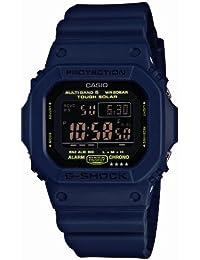 Solar Digital Watch GW-M5610NV-2JF Men Corresponding Radio Station World 6 G-shock Watch Series Navy Blue Casio [Japan Imports]