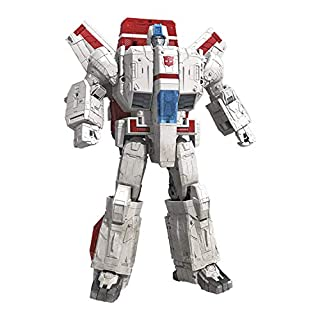 Transformers Toys Generations War for Cybertron Commander WFC-S28 Jetfire Action Figure - Siege Chapter - Adults and Kids Ages 8 and Up, 11-inch (B07JLY4YH4) | Amazon price tracker / tracking, Amazon price history charts, Amazon price watches, Amazon price drop alerts