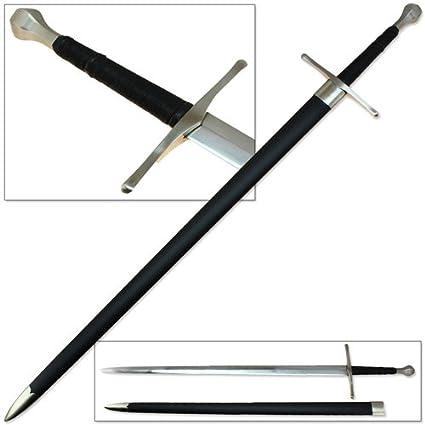 amazon com sugoi steel cold italian long sword 1060 forged