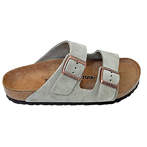 38b044b48bff 50%OFF Birkenstock Women s Arizona Cork-Footbed Sandals in Taupe Suede  New  Style