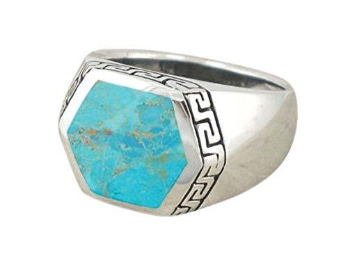 925 Sterling Silver Key Ring - 1