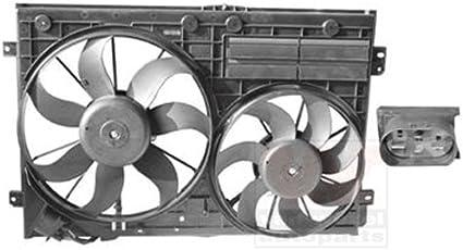 Van Wezel 5894749 Ventilador, refrigeración del motor: Amazon.es ...