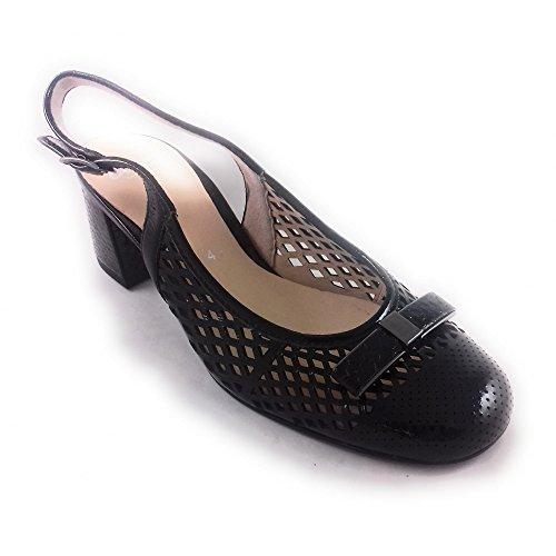 Negro de Vestir Zapatos Mujer Para Negro ara qPZvwXn