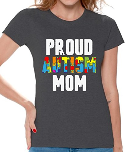 Awkward Styles Proud Autism Mom Shirts Autism Mom Gifts Autism Mother Awareness