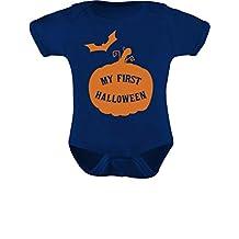 TeeStars - My First Halloween Baby Grow Pumpkin Costume Funny Bodysuit