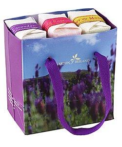 Naturally Irish Gift Box 3 Soaps