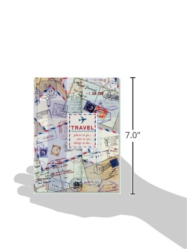 41fFuf4w9hL - Travel Journal (Notebook, Diary) (Compact Journal Series)