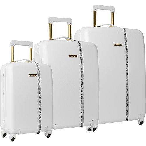 Nine West 3 Piece Hardside Spinner Luggage Set