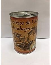 Chorizos de Orza 0,425 Kg. N.