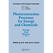 Photoconversion Processes for Energy and Chemicals: Energy from Biomass 5