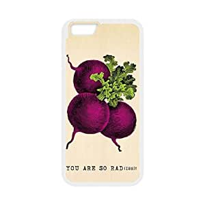 """ZOEHOME Phone Case Of Strange vegetable & Fruit,Hard Case !Slim and Light weight and won't fade, Scratch proof and Water proof.Compatible with All Carriers Allows access to all buttons and ports. For ZOEHOME 6 Plus (5.5"""")"""