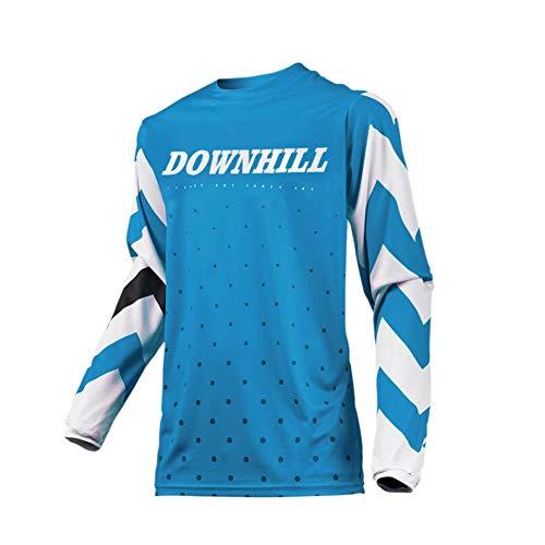 Sports Wear Uglyfrog Camiseta Downhill Coloridas de la Bicicleta Ciclismo Hombre Transpirable de Secado rápido Camisa de…