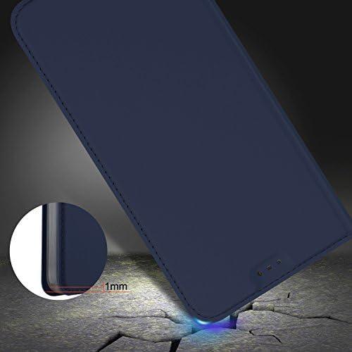 Funda Leagoo S8 Pro, iBetter Slim Flip Cover Carcasa Cubierta de ...