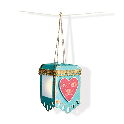 Sizzix 663146 Bigz Die, Hanging Lantern by Crafty Chica, Multicolor