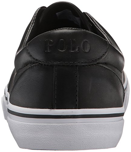 Polo Ralph Lauren Mens Thorton Nero Scarpa Da Tennis