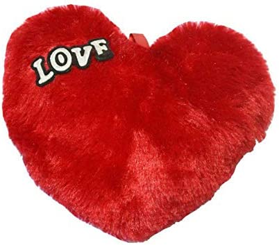 Creative Kids Valentine Soft Love Heart Cushion 30 cm