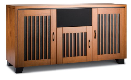 Salamander Designs C BL336 WE Chameleon Berlin TV Cabinet Wenge