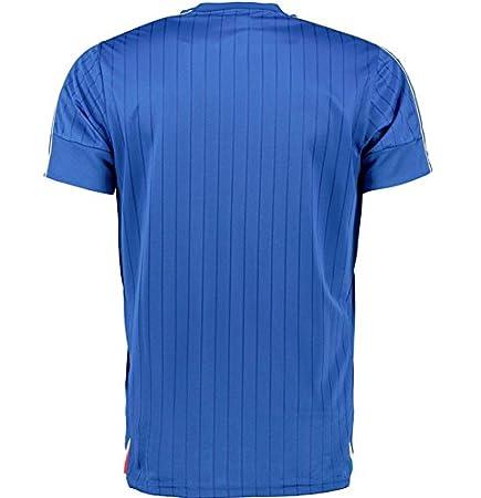Puma - Camiseta de Fútbol de la Primera Equipación de Italia, Réplica para Niño: Amazon.es: Deportes y aire libre